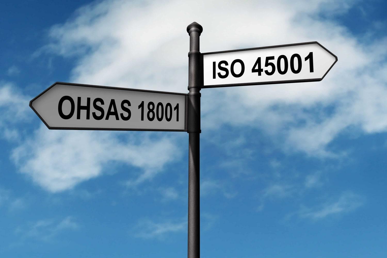 Thông báo thời gian chuyển đổi Hệ thống quản lý An toàn & Sức khỏe Nghề nghiệp theo tiêu chuẩn  ISO 45001:2018